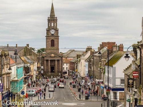 Berwick Town Hall