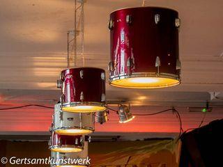White Lion drums