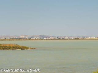 Larnaca skyline