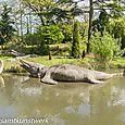 Water based dinosaurs