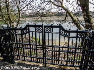 Gates on the Promenade