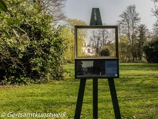 Easel view