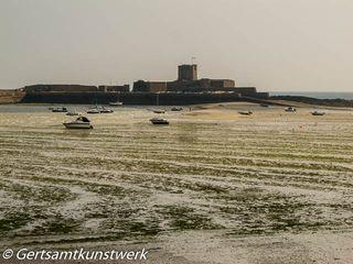 St Aubin fort