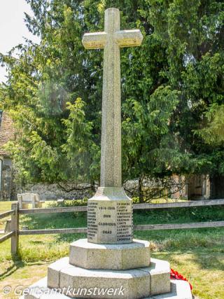 Pyrford War Memorial