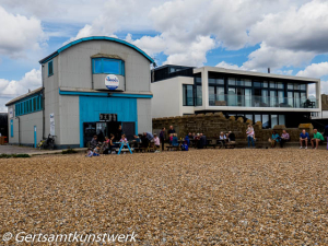 Dungeness from Prince's Parade