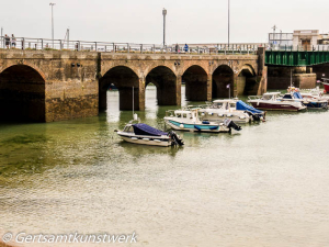 Harbour viaduct