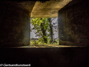 Inside the pillbox