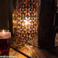 Beer and lamp