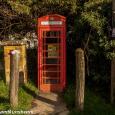 Re-purposed telephone box