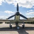 Replica of Hawker Hurricane