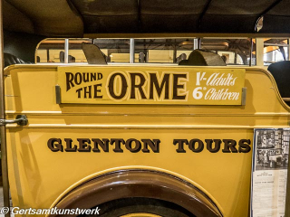 Round the Orme