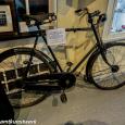 Copper's bike