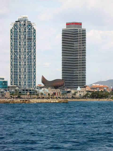 Fish, towers