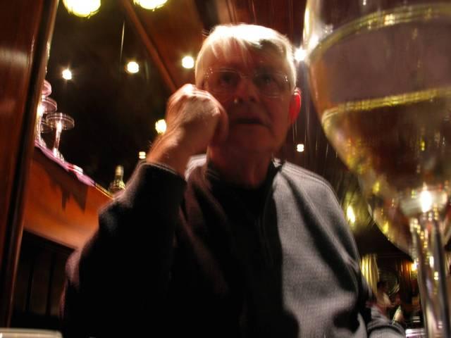 Jimmy & wine