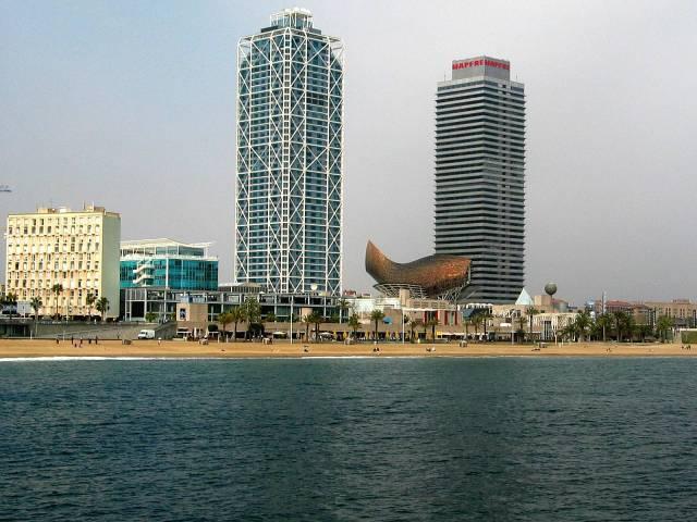 Towers & fish