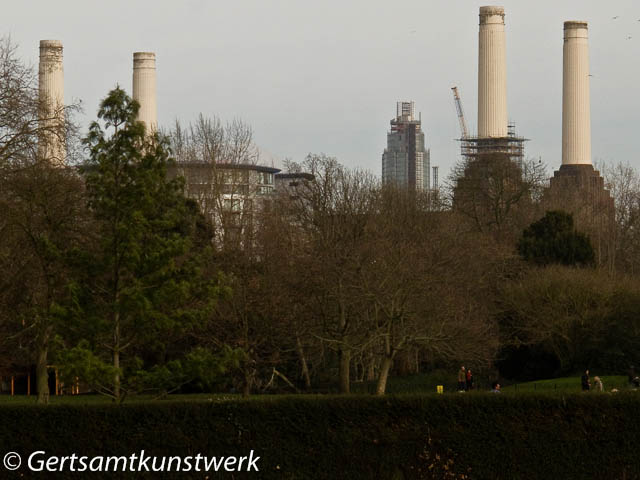 Power station view