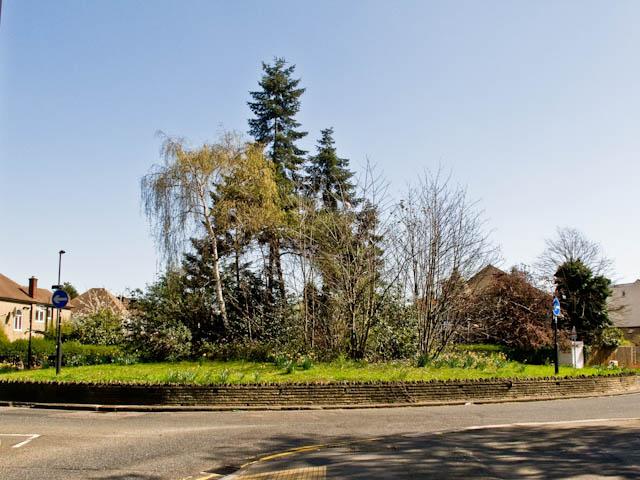 Atkins Road roundabout