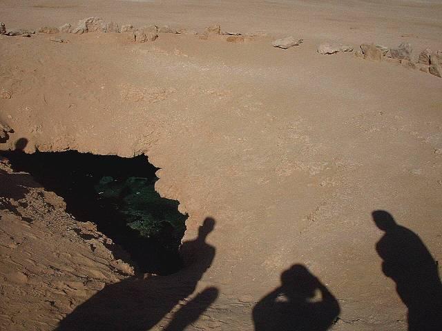 Sinai fissure