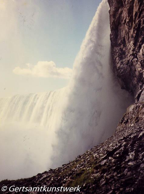 Niagara close up