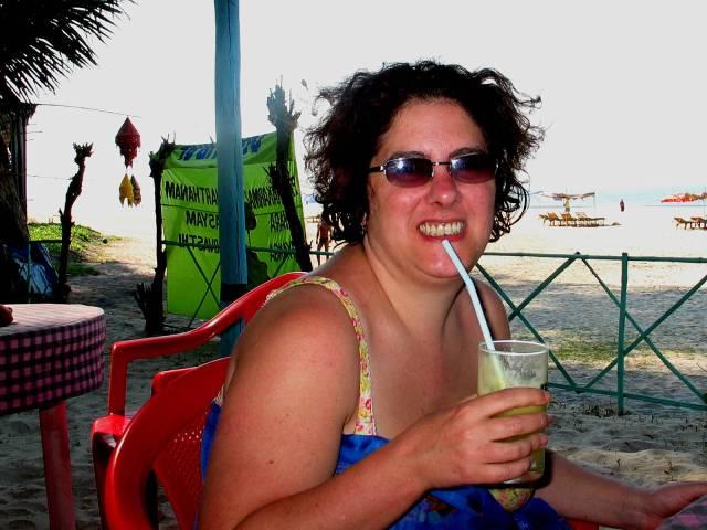 Lifes a beach shack