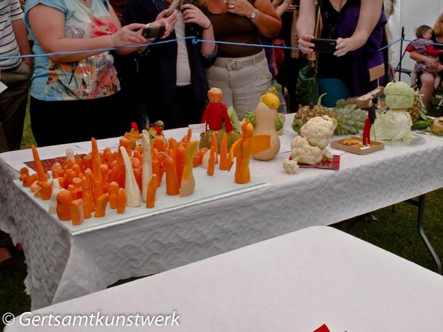 Gormley's carrots