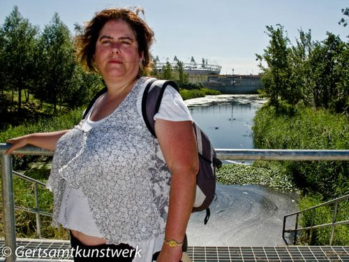 Me in Olympic Park