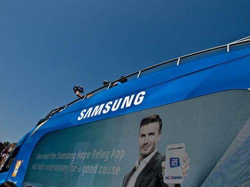 Samsung & becks
