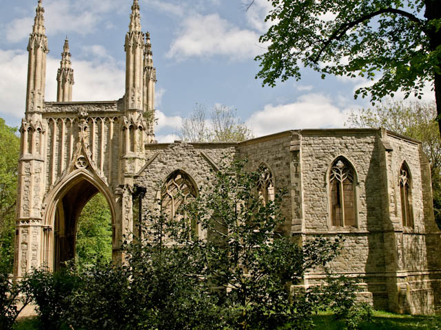 Anglican gothic