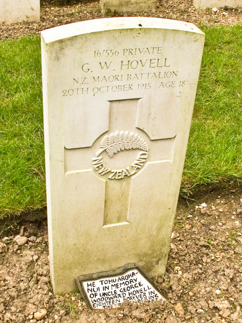 Private Hovell
