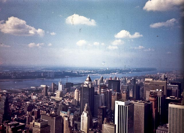 From the Empire State