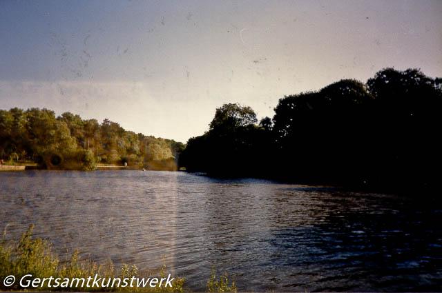 Long lake shot