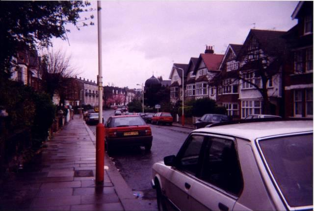 Gleneldon Road