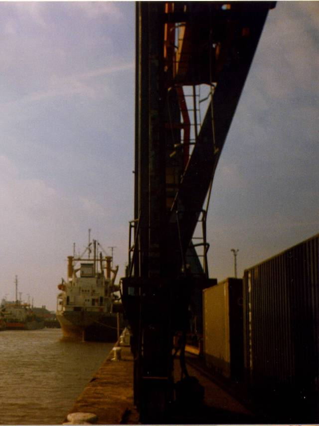 Grimsby Dock