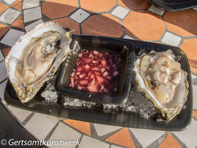 Fish Tale Oysters