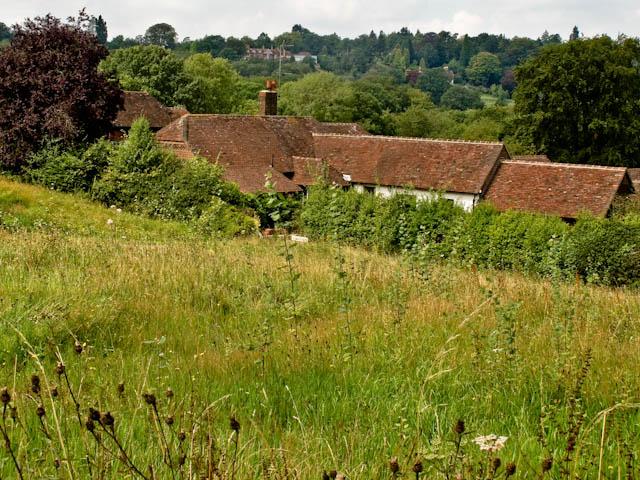 Sunken cottages