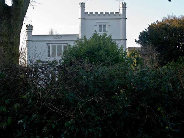 Tooting Castle