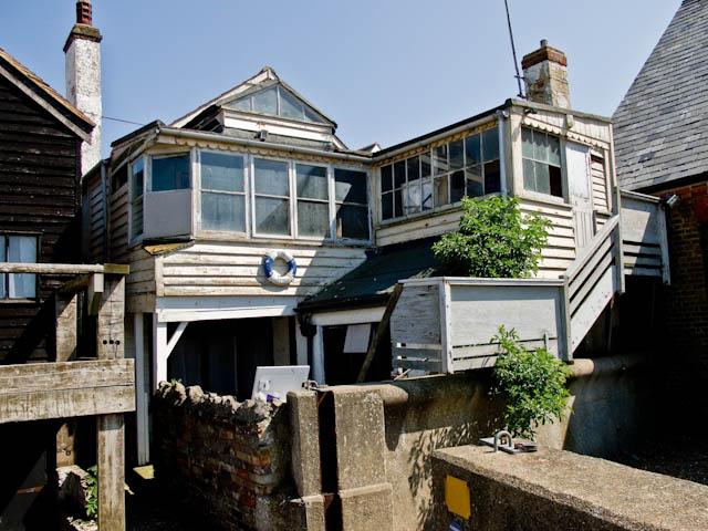 Fishermens huts