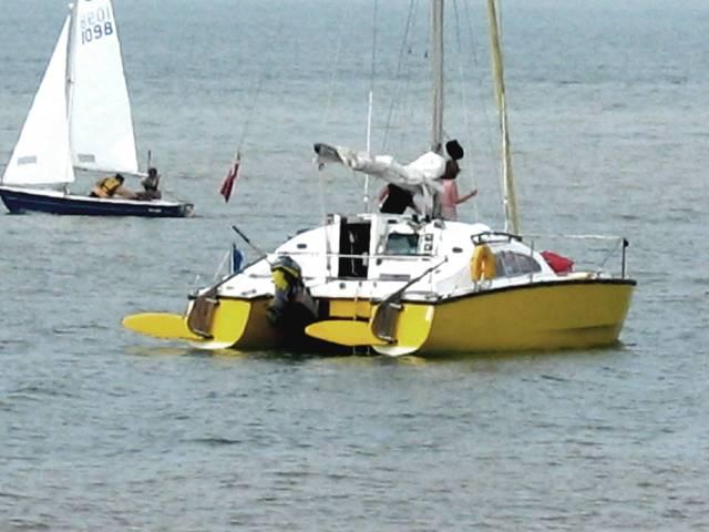 Little Yellow Boat